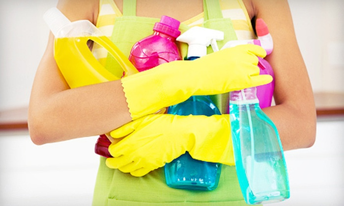 Sparkling Kleaning Service - Dallas: One, Three, or Six Three-Hour Housecleaning Sessions from Sparkling Kleaning Service (Up to 78% Off)