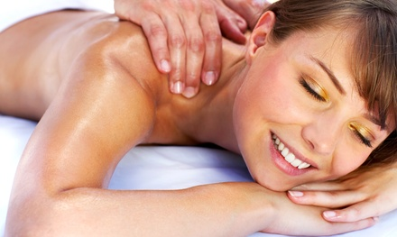 60- or 80-Minute Aromatherapy Massage with Optional Reflexology at Wellness Beginnings (Up to 49% Off)
