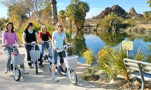 Ezy Ebikes, LLC: Two-Hour Guided Electric-Bike Tour for Four or Six by Ezy Ebikes, LLC (Up to 52% Off)