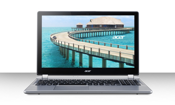 "Acer 15.6"" Touchscreen Laptop with 8GB RAM: $519.99 for Acer 15.6"" Touchscreen Laptop, 8GB RAM (Manufacturer Refurbished) ($649 List Price). Free Shipping/Returns."