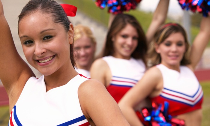 Triangle Elite Allstars - Holly Springs: $99 for a Five-Day Trackout Cheerleading Camp at Triangle Elite Allstars ($175 Value)
