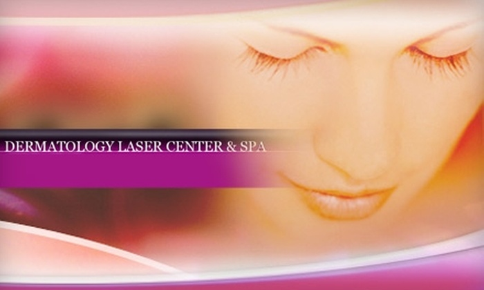 Dermatology Laser Center & Spa - San Marcos: $40 for a Chemical Peel at Dermatology Laser Center & Spa in San Marcos
