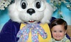 World Wide Photography - Kendall: $18 for Photos with the Easter Bunny and Print Package from World Wide Photography ($35.99 Value)