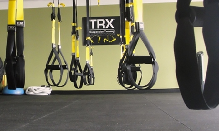 Core Fitness & Spa - St. John's: $30 for a Four-Class Pass to Core Fitness & Spa ($60 Value)