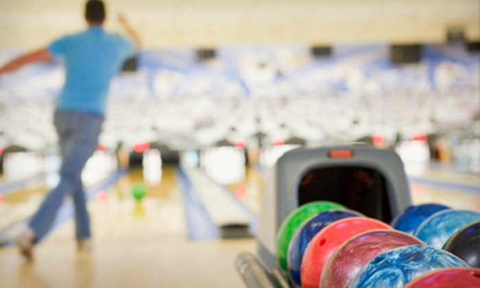 Community Bowling Centers - Multiple Locations: $9 for Bowling Package with Two Games, Shoe Rental, and Sodas for Two at Community Bowling Centers (Up to $26.30 Value)