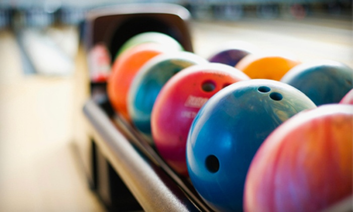 Anchor Lanes - Northwest Columbia: $20 for Two Hours of Bowling with Shoe Rentals and Refreshments for Four at Anchor Lanes in Irmo ($55.15 Value)