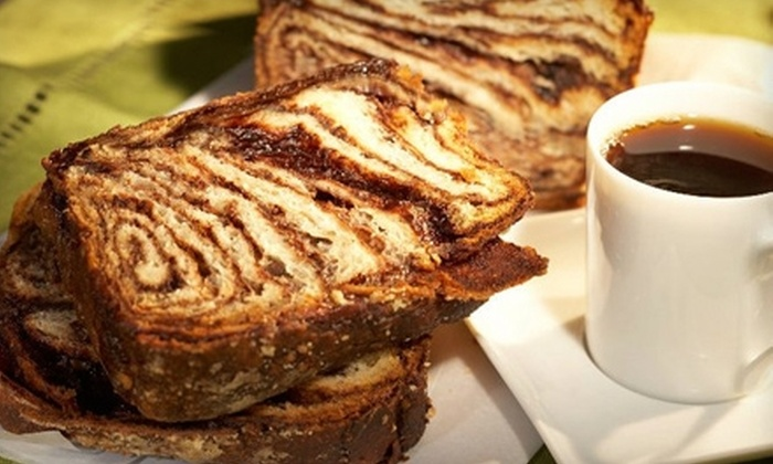 Bread & Company - Downtown Everett: $10 for $20 Worth of Sandwiches, Pastries, and More at Bread & Company in Everett