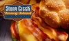 Stony Creek Koney Island- closed - Ypsilanti: $7 for $15 Worth of Burgers, Hot Dogs, and More at Stony Creek Koney Island Restaurant in Ypsilanti