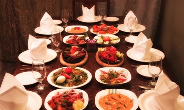 The Dhaba - Alegre Community: $25 for $50 Worth of Authentic Indian Cuisine at The Dhaba
