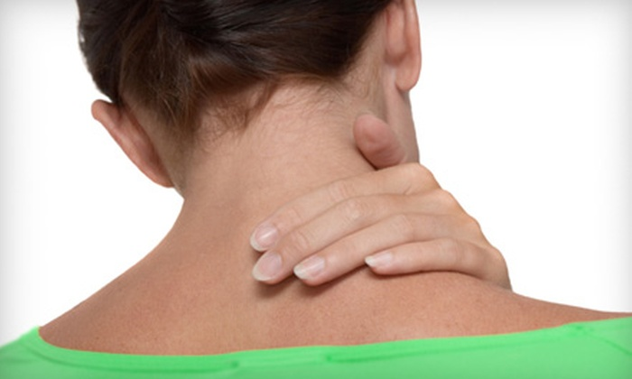 Atlantic Chiropractic and Rehabilitation - Greenbrier West: Chiropractic Package or Choice of Massage at Atlantic Chiropractic and Rehabilitation in Chesapeake (Up to 82% Off)