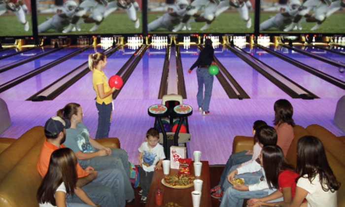 Alley Cats Entertainment Center - West Arlington: $25 for $50 Worth of Bowling, Laser Tag, Rock Climbing, and Billiards at Alley Cats Entertainment Center in Arlington