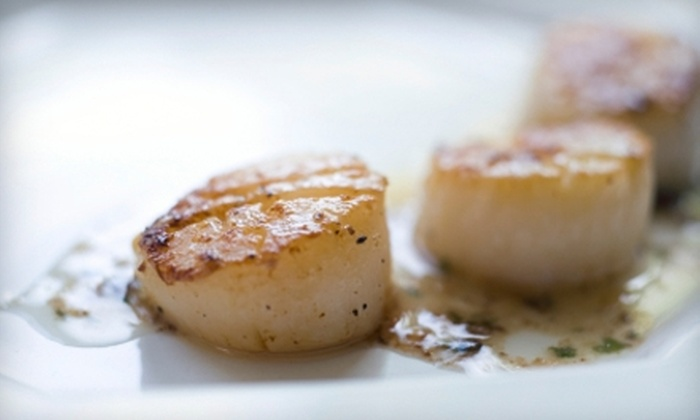 Black Pearl Restaurant - Toledo : $15 for $30 Worth of Upscale Fare at Black Pearl