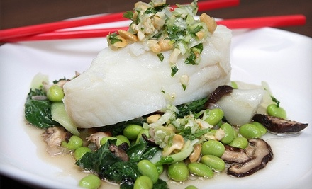 Cafe Chino: $20 Groupon Towards Lunch - Cafe Chino in Houston