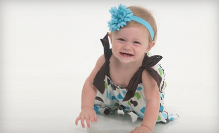 Olan Mills Portrait Studio: Photo-Shoot Package - Olan Mills Portrait Studio in Albuquerque