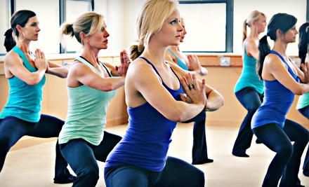5 Fitness Classes (a $85 value) - The Dailey Method in Calabasas