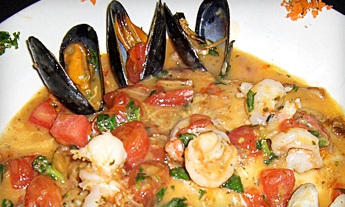 Tarantella Ristorante - Weston: $15 for $30 Worth of Authentic Italian Dinner at Tarantella Ristorante in Weston (or $10 for $20 Worth of Lunch)