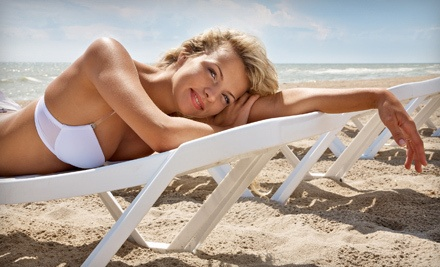 1 Airbrush Spray-Tanning Session (a $30 value) - Summer Sun Tanning Salon in Coeur d'Alene