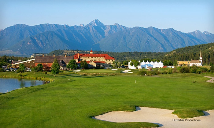 St. Eugene Golf Resort & Casino - Cranbrook, British Columbia: One- or Two-Night Stay at St. Eugene Golf Resort Casino in Southeastern British Columbia