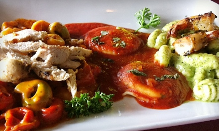 Tucci's Cucina Italiana - East Central: $10 for $20 Worth of Italian Cuisine at Tucci's Cucina Italiana