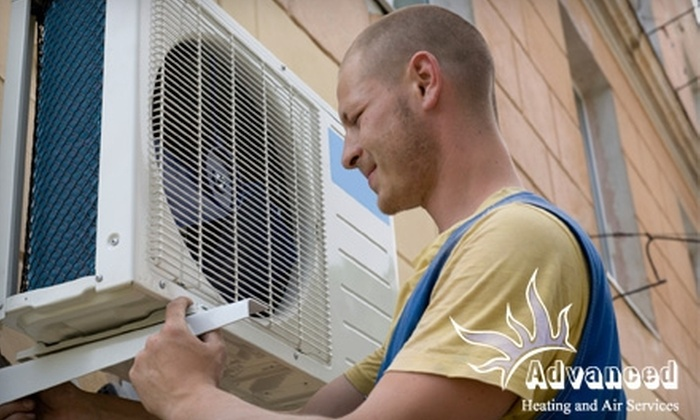 Advanced Heating and Air Services - Amarillo: $35 for a Preventative Heating and Air Maintenance Check from Advanced Heating and Air Services ($90 Value)