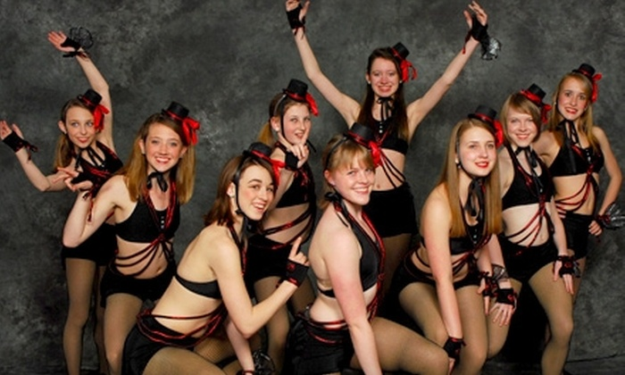 Dance Gallery - Lawrence: $50 for a Two-Month Summer Dance Class at Dance Gallery