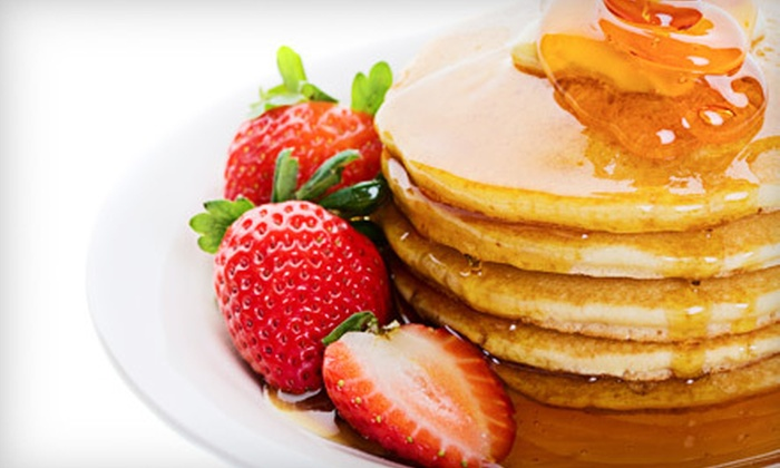 Commercial Point Cafe - North Fort Lauderdale: $12 for Breakfast for Two at Commercial Point Cafe (Up to $26.54 Value)