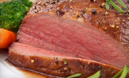 Full Gourmet Rosh Hashanah Dinner for 10 (a $399 value) - Jacob's Classic Market in Hallandale