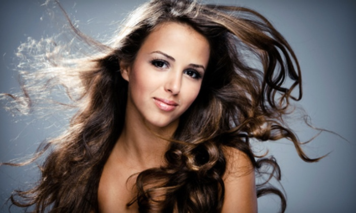 Clydon Salon - Galewood: $55 for a Haircut and Partial Highlights at Clydon Salon in River Forest