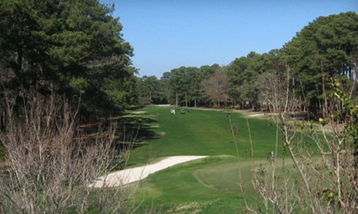 Whispering Pines Golf Course - Myrtle Beach: $39 for Round of Golf for Two with Cart at Whispering Pines Golf Course in Myrtle Beach (Up to $108 Value)