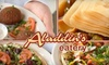 60% Off at Aladdin's Eatery