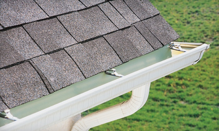 Duffy's Dirt-be-Gone - Multiple Locations: Gutter Cleaning for a One or Two-Story House from Duffy's Dirt-be-Gone (Up to 61% Off)