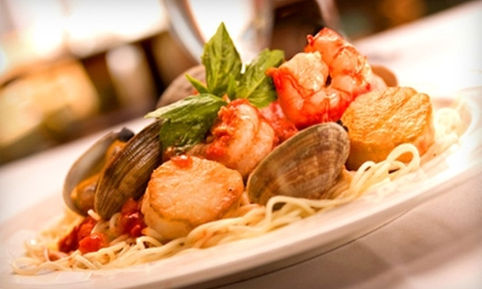 Mandile's Restaurant - Algonquin: $15 for $30 Worth of Italian Cuisine at Mandile's Restaurant in Algonquin