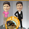 "Bobblehead LLC: $150 for One 7"" Custom Bobblehead From The Bobblehead ($360 Value)"
