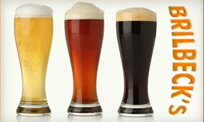 Brilbeck's Corner Market - Syracuse: $7 for $15 Worth of Imported, Craft, and Domestic Brews at Brilbeck's Corner Market