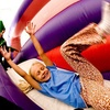 $10 for Open Bounce for Three at BounceU