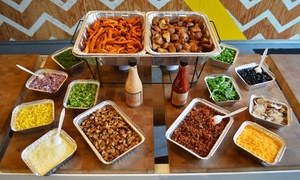 Potatopia - NYC: $79 for $200 Worth of Catering from Potatopia