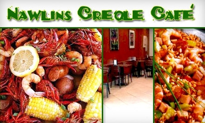 Nawlins Creole Cafe - Washington: $10 for $20 Worth of Authentic Big Easy Eats at N'awlins Creole Café