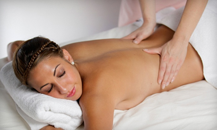 Pierre and Carlo Salon and Spa - Center City East: Massage, Facial, or Package of Massage and Facial of Your Choice at Pierre and Carlo Salon and Spa