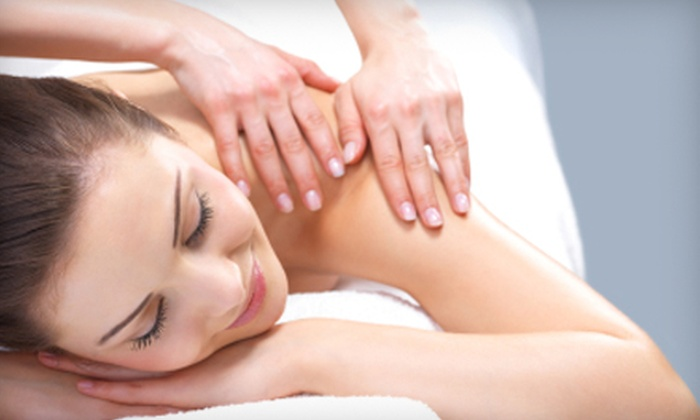 Aventine Spa - Livermore: Massage or DermaSweep Facial Plus One-Month Membership at Aventine Spa in Livermore. Choose Between Two Options.