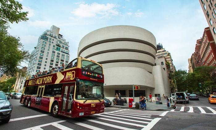GROUPON NEW YORK EXPLORER PASS