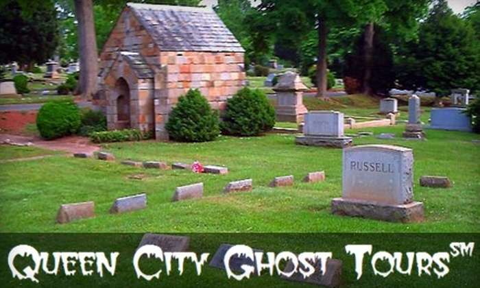 Queen City Tours - Sheffield Park: $30 for a 75-Minute Ghost Tour for Four People from Queen City Tours (Up to $60 Value)