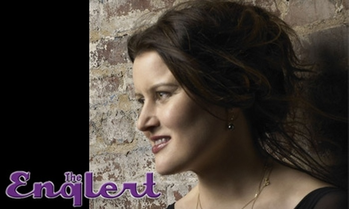 The Englert Theatre - Longfellow: $12 for One Ticket to Paula Cole Performance at the Englert Civic Theatre ($25 Value)