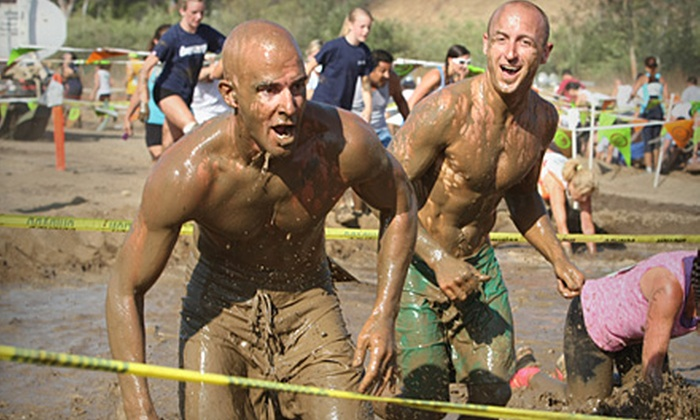 Mammoth Mud Run - Mammoth Lakes: $25 for One Entry to the 6K Mammoth Mud Run on Saturday, August 27, in Mammoth Lakes ($54 Value)
