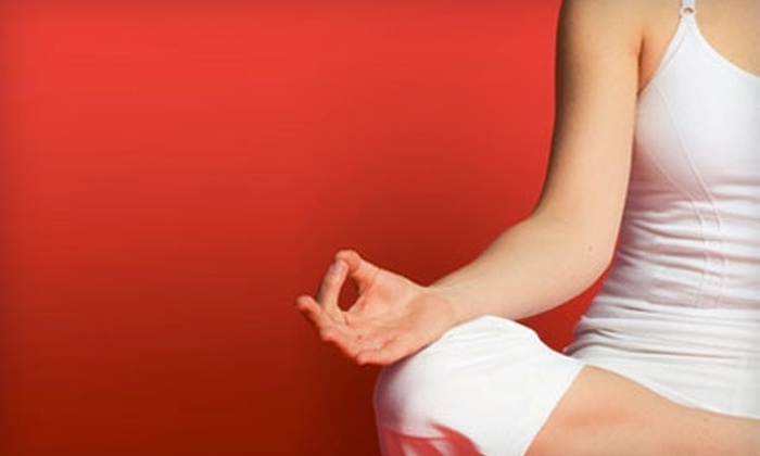 YogaMed - West Omaha: $25 for Five Drop-In Yoga Classes at YogaMed ($50 Value)