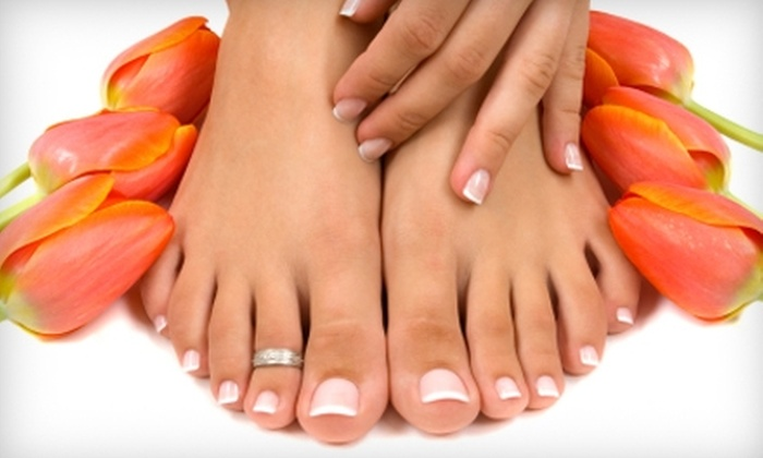 Stride - University South: $49 for a Monthly Foot Revival ($105 Value) or $99 for an Annual Foot Revival ($245 Value) at Stride in Palo Alto