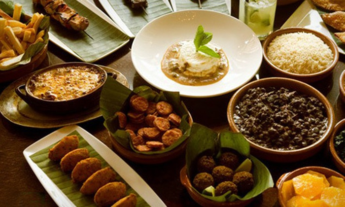 Cachacaria Boteco - Tribeca: $39 for Brazilian Tapas Dinner and Drinks for Two at Cachacaria Boteco (Up to an $88 Value)