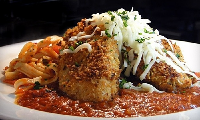 The Garlic Onion Ristorante - Wilsonville: $20 for $40 Worth of Italian Fare at The Garlic Onion Ristorante in Wilsonville