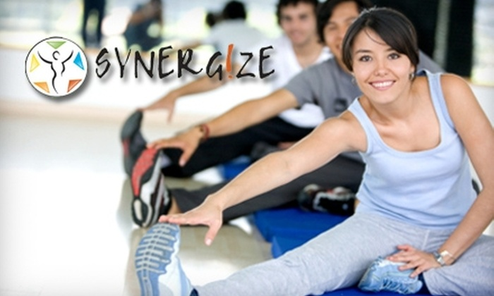 Synergize! - Royal Poinciana: $29 for Six Fitness Classes and a Consultation at Synergize! in Hollywood