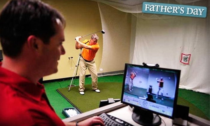 GolfTEC - Multiple Locations: $79 for a 60-Minute Golf-Swing Evaluation at GolfTEC (Up to $175 Value)