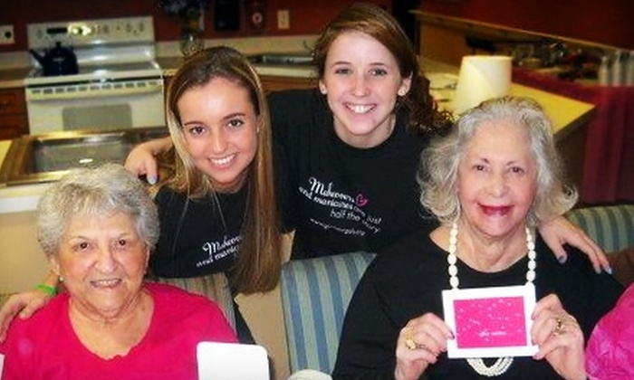 GlamourGals: Donate $10 to Help GlamourGals Engage Teens and Provide Makeovers for Senior Women